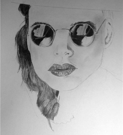 Как нарисовать человека женщину