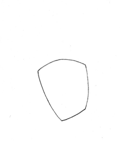 Как нарисовать руку