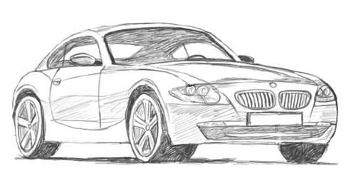 Как научится рисовать машины?