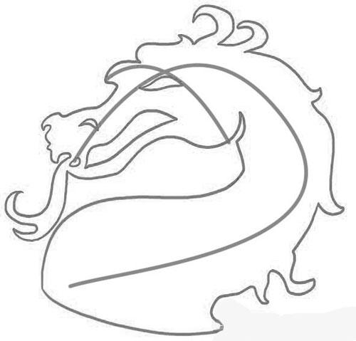 Как нарисовать мортал комбат