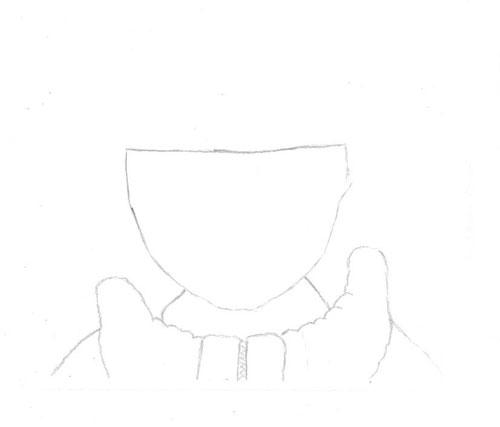и учиться рисовать Наруто