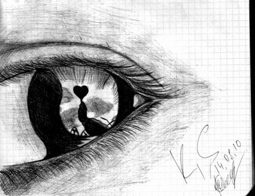 красивые рисунки нарисованные карандашом: