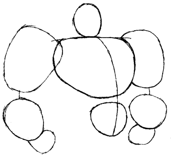 Как нарисовать трансформера
