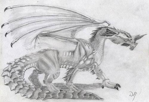 Как <u>как нарисовать вакфу карандашом поэтапно</u> нарисовать дракона поэтапно
